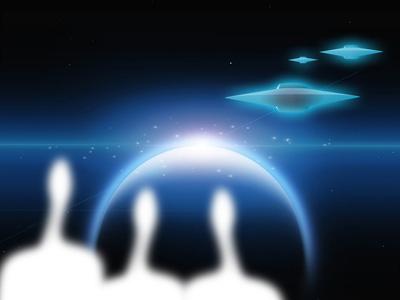 chayzarim - aliens