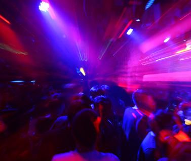Night Club in Hebrew