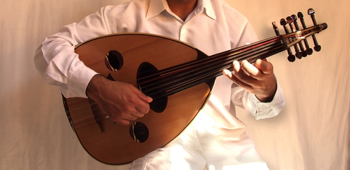 Middle Eastern Music - in Hebrew
