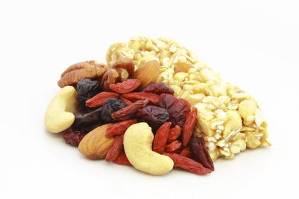 Healthy snack - in Hebrew - chatif bari