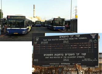 Terminal - in Hebrew - masof