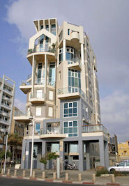 Tel Aviv Apartment Building