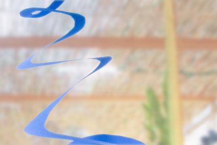 a paper spiral