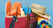 Things to Take to the Beach - dvarim lakachat lechof hayam