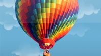 hot air balloon - kadur poreach