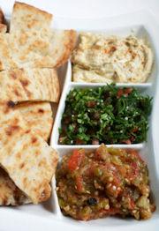Pita & Salads