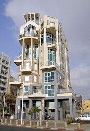Tel Aviv Apartment Building